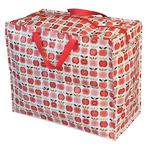 LS Design XXL Jumbo Bag Einkaufstasche Shopper Riesentasche Tasche Allzwecktasche Recycled Obst