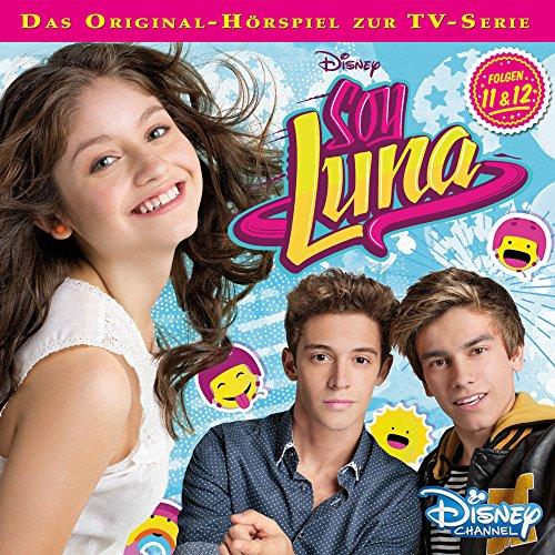 Soy Luna 1.11 & 1.12 (Soy Luna: Staffel 1) Titelbild