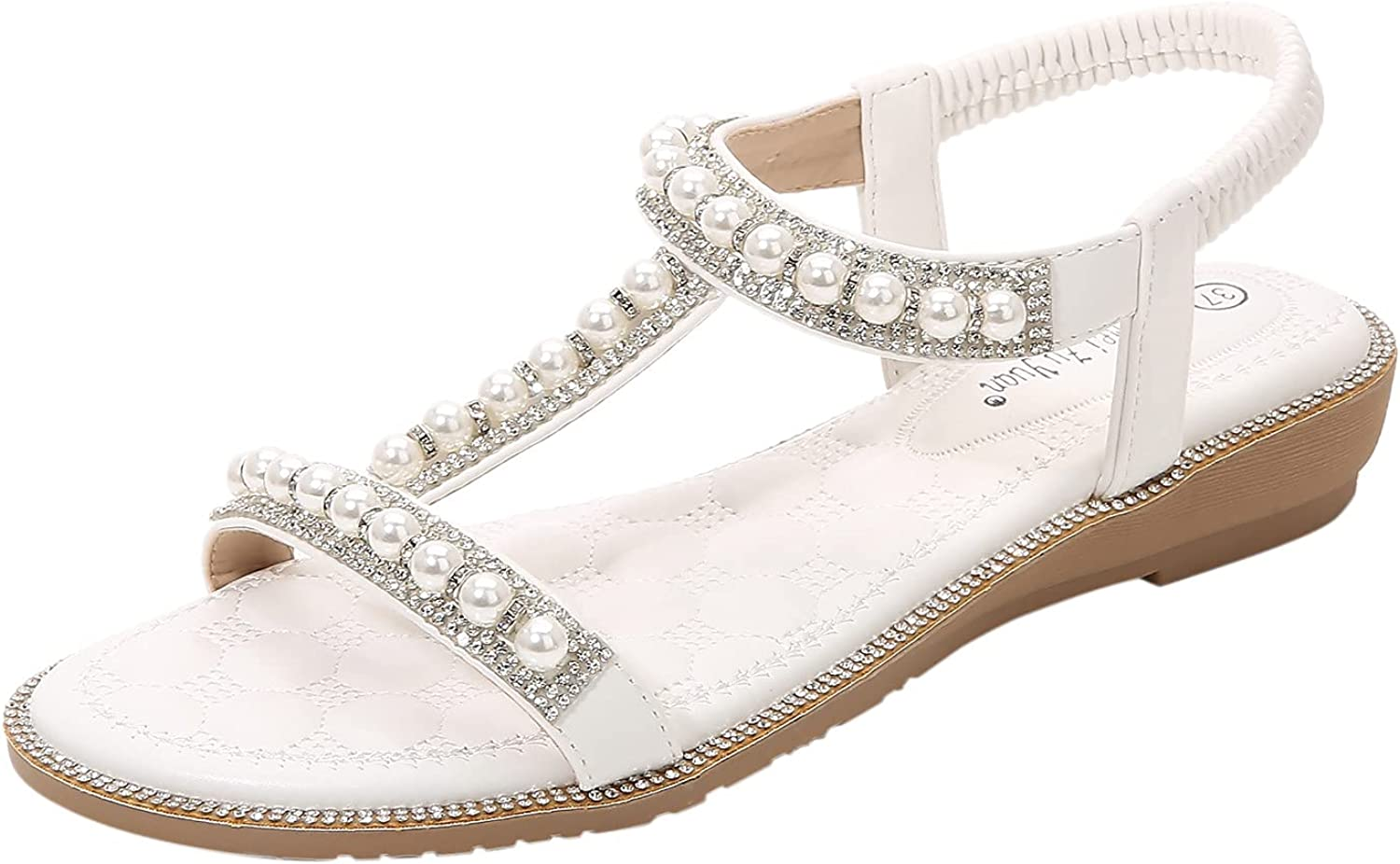 Gyouanime Sandals Wedge Beach Womens Casual New Orleans sale Mall Fashion Shoes Summer