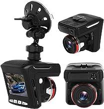 $104 » youyu6-2o521 1080P HD 2 in 1 Car DVR Dash Cam Radar Detector 2.3 inch IPS Display Dashboard Camera Vehicle Anti Radar Dete...