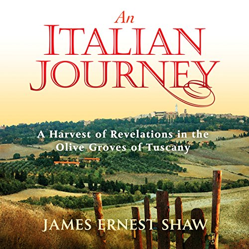 An Italian Journey audiobook cover art
