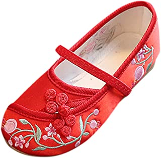 Kidoll Baby Girl Sandals Anti-Slip Shoes Flower Princess Toddler Girls Shoes Soft Sandals