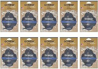 GONESH ペーパーエアフレッシュナー オーシャン 10個セット