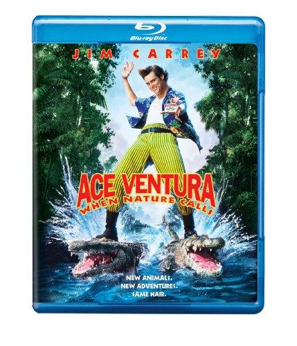 Ace Ventura: When Nature Calls [Blu-ray]