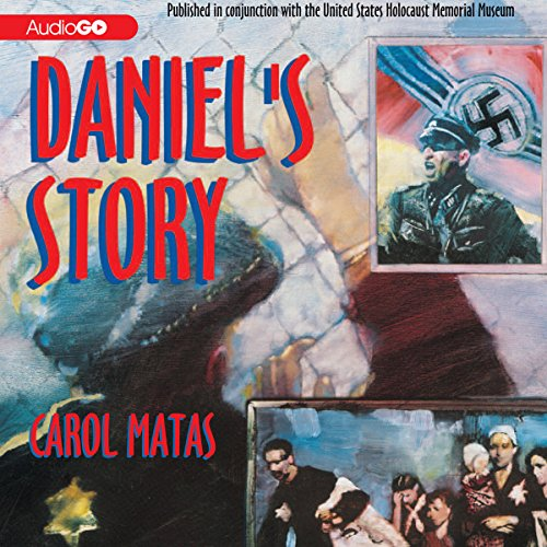 Daniel's Story audiobook cover art