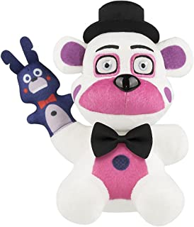 Funko Funtime Freddy Collectible Plushies x Five Nights at Freddy's - Sister Location Plush + 1 Official FNAF Trading Card Bundle