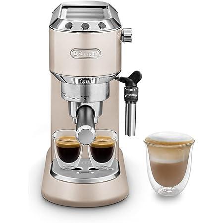 DeLonghi Dedica Metallics Pump Espresso EC785.BG Entièrement automatique Machine à expresso 1,1 L
