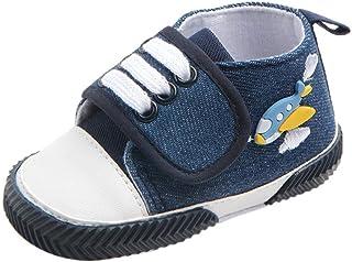 Fossen Moda Bebé Niño Zapatos con Cordones Pato Dibujos