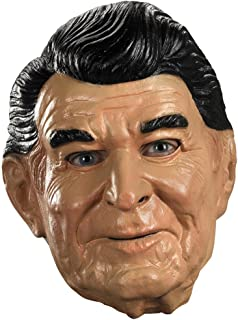 Disguise Reagan Vinyl Costume Mask