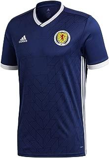 2018-2019 Scotland Home Football Soccer T-Shirt Jersey