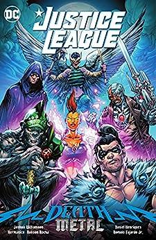 Justice League (2018-): Death Metal by [Joshua Williamson, , Xermanico, Robson Rocha, Daniel Henriques]