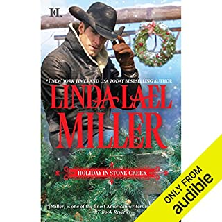 Holiday in Stone Creek                   By:                                                                                                                                 Linda Lael Miller                               Narrated by:                                                                                                                                 Gayle Hendrix                      Length: 14 hrs and 8 mins     168 ratings     Overall 4.2