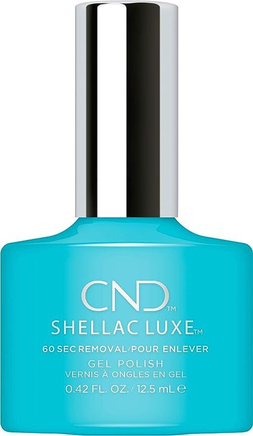 はげスキニー気取らないCND Shellac Luxe - Aqua-intance - 12.5 ml / 0.42 oz