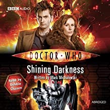 By Mark Mazower Doctor Who: Shining Darkness (Abridged) [Audio CD]