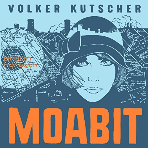 Moabit audiobook cover art