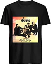 the vamps night day tour 2018 2019 bolak 15 T shirt Hoodie for Men Women Unisex