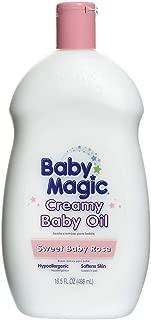 baby magic creamy baby oil bug repellent