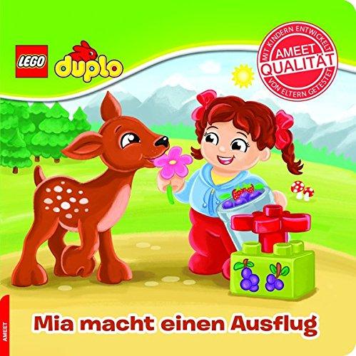 LEGO® DUPLO®. Mia macht einen Ausflug: Papp-Bilderbuch