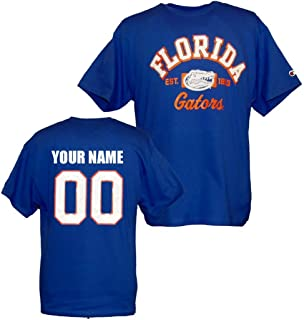 Custom Florida Gators T Shirt