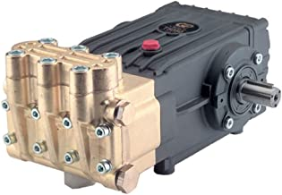 General Pump T5050 5.0 GPM, 5000 PSI T Series 24MM Solid Shaft Pressure Washer Pump