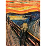 Wee Blue Coo Edvard Munch The Scream Old Master Painting