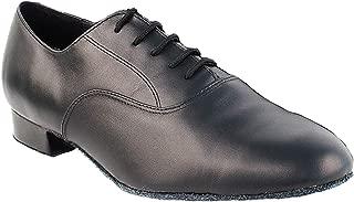 "Mens Ballroom Dance Shoes Standard & Smooth Tango Wedding Salsa Shoe 919101EB -Very Fine 1"" [Bundle of 5]"