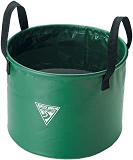Seattle Sports Outfitter Class Collapsible Jumbo Camp Sink Wash Basin Bucket (Green)