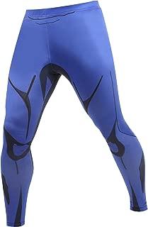Rainbow Fuji RF Men's 3D Compression Skin Tight Anime Printing Pants - Film Super-Hero Series Compression Underwear