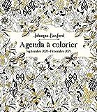 Agenda à colorier Johanna Basford: 31595 (Organisation Familiale)