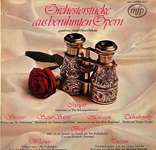 Orchesterstücke aus berühmten Opern