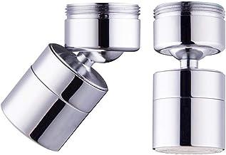 waternymph hibbent doble función 2-flow aireador de fregadero de cocina