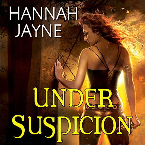 Couverture de Under Suspicion