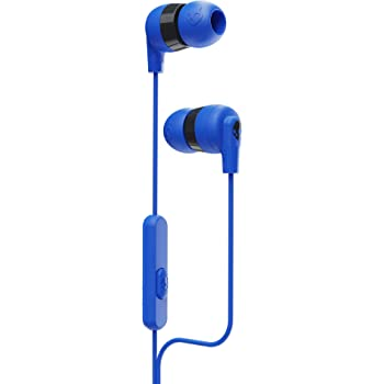 Skullcandy Ink'd Plus In-Ear Earbud - Cobalt Blue