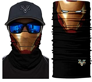 Best iron man ski mask Reviews