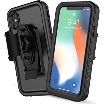 arendo - iPhone 7 - Custodia per Bicicletta Impermeabile: Amazon