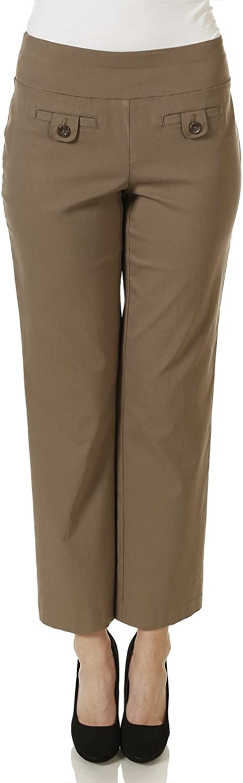 Style & Co. Straight-Leg Pants