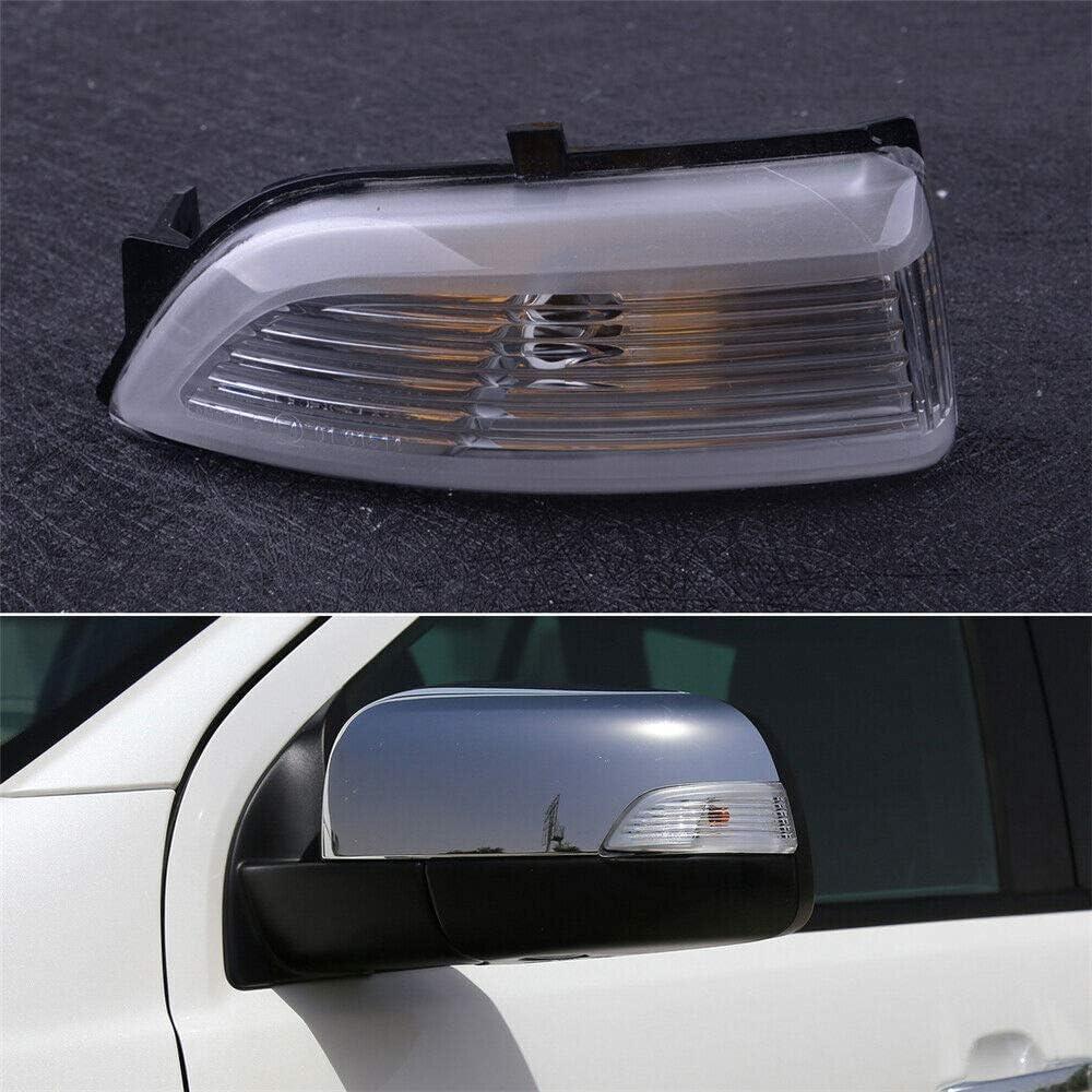 destra non include lampadine Specchietto posteriore indicatore di direzione per Ford Everest Ranger