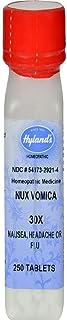 Hyland's Nux Vomica 30X, 250 Tablets