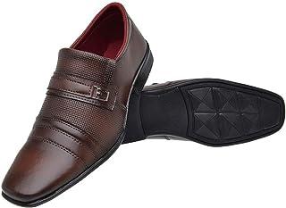 Sapato Social em Couro Ecológico Masculino
