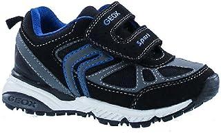 Geox Boys Bernie Casual Breatheable Fashion Sneakers