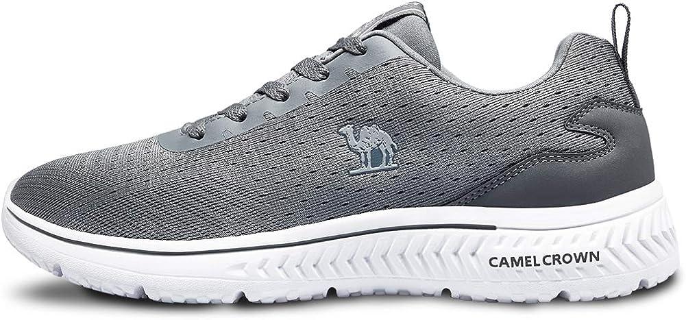 CAMEL Women Denver Mall Men's Running Shoes Lightweight Very popular Fashion Wal Sneakers