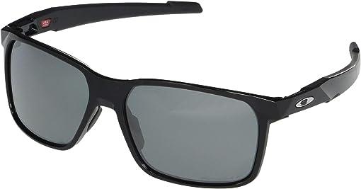 Polished Black Prizm Black Polarized Lens