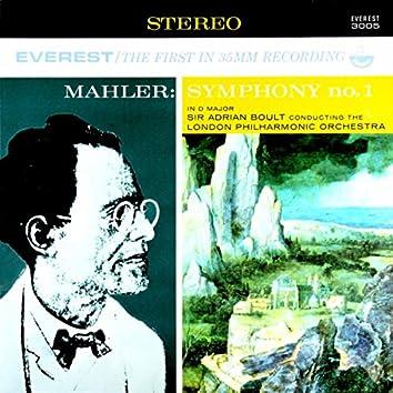 """Mahler: Symphony No. 1 in D Major """"Titan"""""""