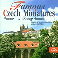Famous Czech Miniatures by Prague SO (1999-03-23)