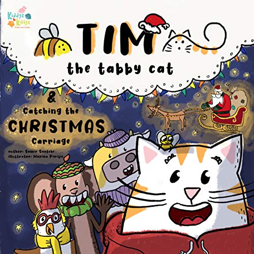 Catching the Christmas Carriage: the C story (Tim the Tabby Cat) (English Edition)