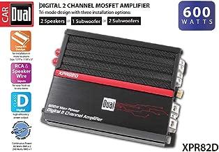 Best dual amplifier 600 watts Reviews