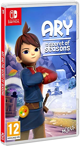 Ary & The Secret of Seasons