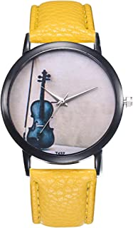 Female Watch for Small Wrist,Women Watches,Ladies Wrist Watches on Clearance,Stainless Steel Watches for Women (Yellow)