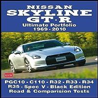 Nissan Skyline GT-R Ultimate Portfolio 1969-2010 by R.M. Clarke(2010-12-01)