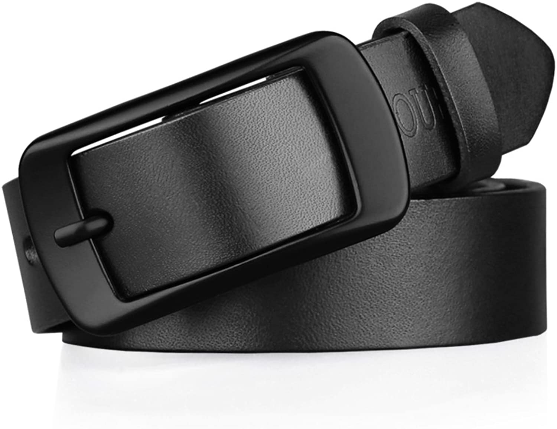 Ladies Distribution Jeans Belt,Leisure Pin buckles Belt Simple wild BeltA 100cm(39inch)